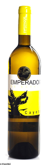 Emperador de Barros Cayetana Bodega Viticultores de Barros