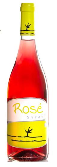 rosé syrah almendralejo Bodega Viticultores de Barros